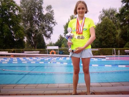 schwimmen talent erkennen